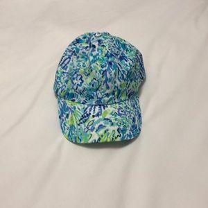 Lull Pulitzer Hat